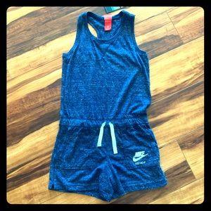 NWT Nike Romper Jumper